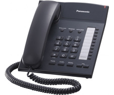 Телефон Panasonic KX-TS2382UAB Black