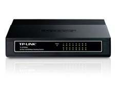 Switch TP-Link TL-SF1016D 16-портов 10/100M