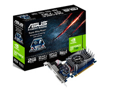 PCI-X16 2048MB ASUS GDDR5 GeForce GT730 (GT730-2GD5-BRK)