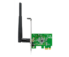 Контроллер PCI-x1 to Wi-Fi Asus PCE-N10 (802.11n, 150Mbps)