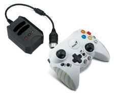 Gamepad Genius GamePad Wireless Blaze X-BOX (31610050100)