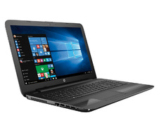 "Ноутбук 15.6"" HP 15-R049NQ (3FY58EA) (Celeron N3060 1.6GHz/4Gb/500Gb/IntelHD/DVD/CR/WiFi/cam) Black"