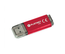 USB FLASH DRIVE 16Gb PLATINET USB 2.0 V-Depo RED [PMFV16R]